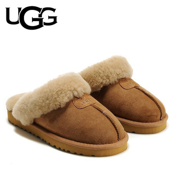 UGG Coquette Slipper 5125 Fur Women Ladies Fashion Casual Platform Slippers UGGS Winter Warm Ugg Slides Furry