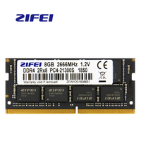 Memória do caderno do módulo de zifei ram ddr4 4 gb 8 gb 16 2133 mhz 2400 mhz 2666 mhz 260pin SO DIMM para o portátil|RAM| |  -