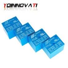 50ชิ้น/ล็อตรีเลย์SRD 05VDC SL C SRD 09VDC SL C SRD 12VDC SL C SRD 24VDC SL C 5V 9V 12V 24V 10A 250VAC 5PIN T73