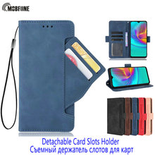 Unieke Lederen Case Voor Sony Xperia 10 1 5 Iii Flip Magnetic Wallet Volledige Cover Voor Xperia 10 5 1 8 Lite L4 Ii Card Foto Houder