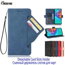 Unque Wallet Leather Case Voor Samsung Galaxy M31S M51 M31 M21 Magnetische Flip Cover A51 A71 A52 A72 A42 A32 a02S Card Foto Houder