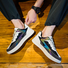 Popular style shoes high quality sneakers men breathable fit