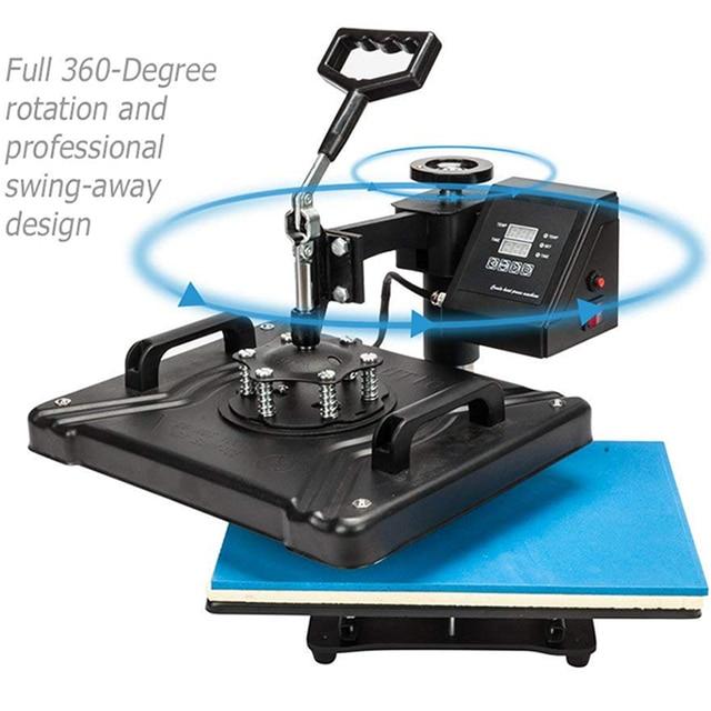 12 In 1 Combo Heat Press Machine,Sublimation/Heat Press,Heat Transfer Machine For Mug/Cap/Tshirt/Phone cases/pen/keychain/ball 3