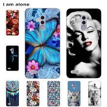Чехол для телефона i am alone leagoo t8s 2018 55 дюйма мягкий