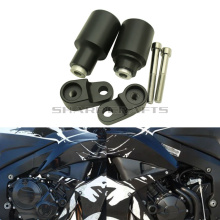 Motorcycle No Cut Frame Sliders Crash Falling Protection Engine Protector Block For HONDA CBR600RR CBR600 RR F5 600RR 2007 2008