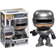 Funko Pop RoboCop #22 виниловая экшн-фигурка куклы игрушки