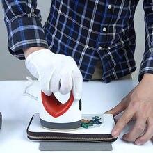 Портативный мини термопресс сублимационная цифровая переносная