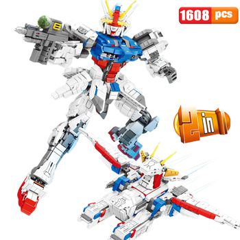 02022 kid toys 2080pcs city toys the legoing 10184 town plan set building blocks bricks new toys model for kids christmas gifts New Technic Blocks Moc 2 Model Gundam Mecha Warrior Building Blocks Constructor Bricks Model Kit Toys For Kids Christmas Gifts