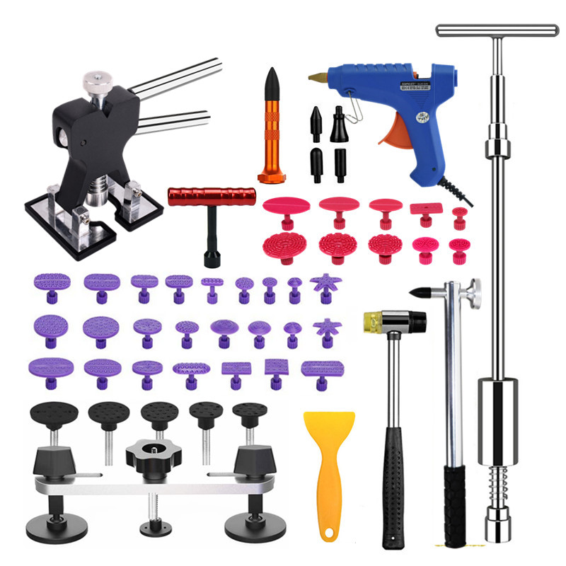 PDR Tools Ding Dent Repair Rods Professional Paintless Dent Remove For Hail Removal Tools For Car