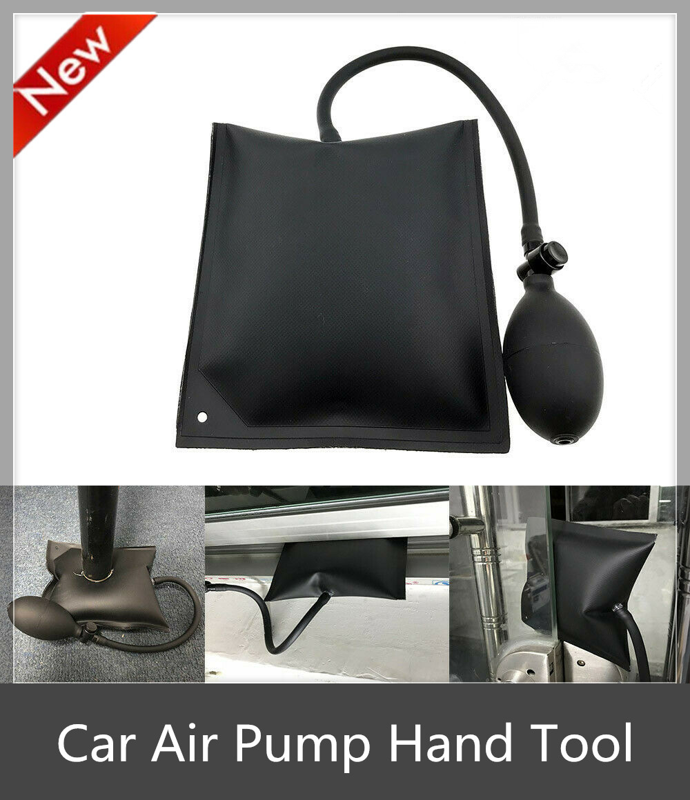 Car Universal Repair Window Door Air Pump Wedge Airbag Lock Emergency Open Unlock Airbag Wedge Tool Car Body Repair