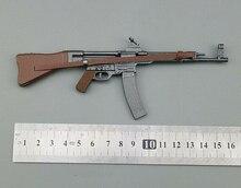 16 см пистолет оружие Модель коллекции 1/6 весы MP44 Пластик пулемет модели солдат фигурка с оружием аксессуары игрушки