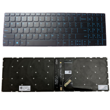 Подсветка клавиатуры ноутбука для Lenovo IdeaPad L340-15 L340-15API L340-15IWL/151WL 5000 340C-15 США RU FR гр AR SP KR синий клавиатура