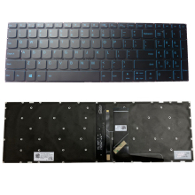 Laptop Keyboard L340-15 Lenovo Ideapad Backlight for 5000 US RU SP KR Fr-Gr Blue