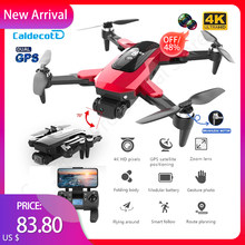 HJ38 Pro GPS Drone 4k HD Camera 5G Wifi Positioning Aerial Photography Brushless Motor Foldable Quadcopter RC Distance 2000M