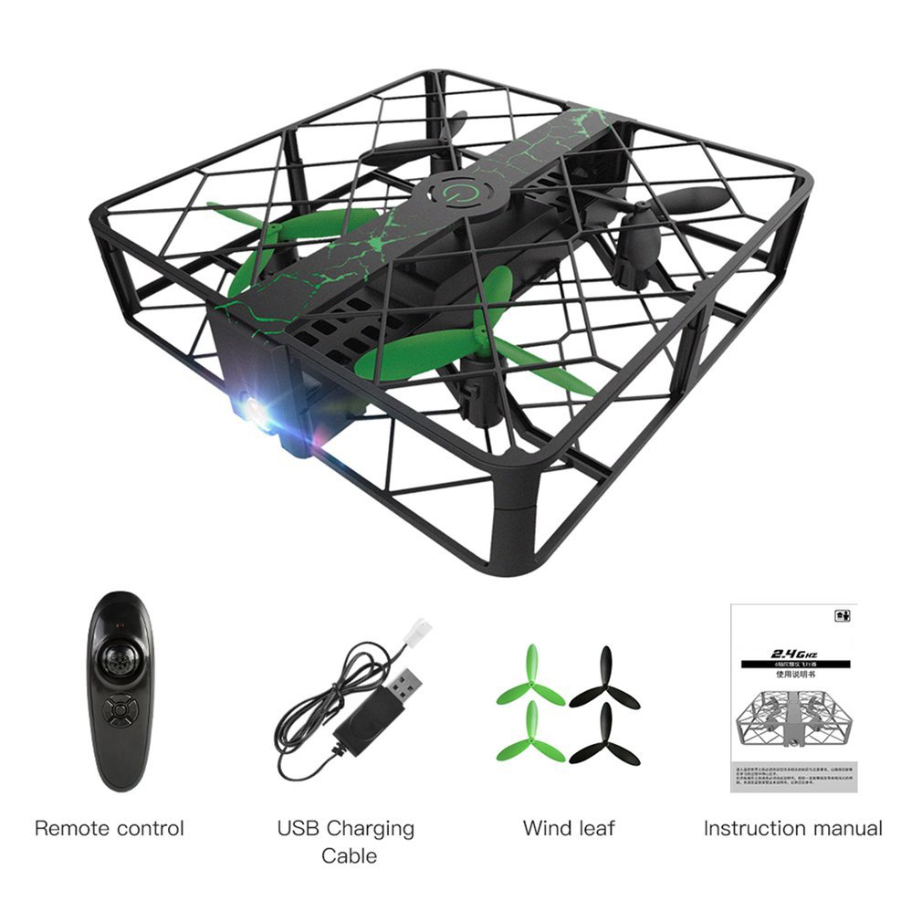 SG500 Mini Drone Shatter Resistant Wifi Remote Quadcopter with 0.3MP Camera 4CH Altitude Hold Headless Mode RC Helicopter