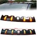 Автомобильные аксессуары для пикапа  пластина на крышу  светодиодный осветительный фонарь  крышка на крышу  подходит для HILUX REVO ROCCO 4X4  внешни...