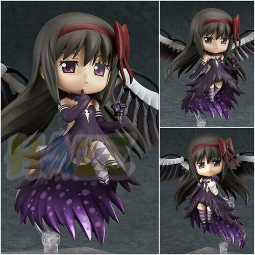 2pcs Puella Magi Madoka Magica Akemi Homura /& Kaname Madoka Dress PVC Figure Toy