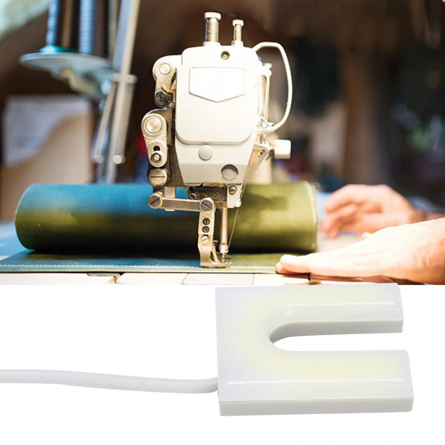 AC 90-265V LED Office Household Sewing Clothing Machine Light  Multifunction Flexible 30LED Patch Table Work Lamp With Magnet