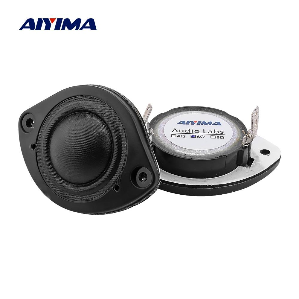 2pcs For JBL 4Ω 20~30W Tweeter Home theater treble Audio speaker Loudspeaker