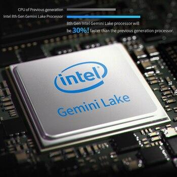 BMAX X14 Laptop 14.1 inch Intel Gemini Lake N4120 Intel UHD Graphics 600 8GB LPDDR4 RAM 256GB SSD ROM Notebook X14 1