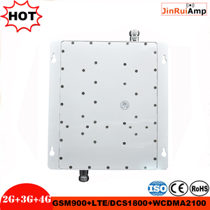 Image 3 - Mobile Booster Triband Signal Amplifier 900 1800 2100 GSM Repeater Tri Band with ALC/MGC Cell Phone Signal Repeater Booster