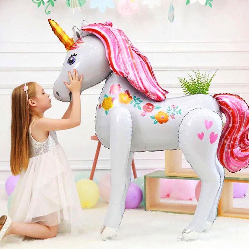Unicorn Birthday Party Baloon…