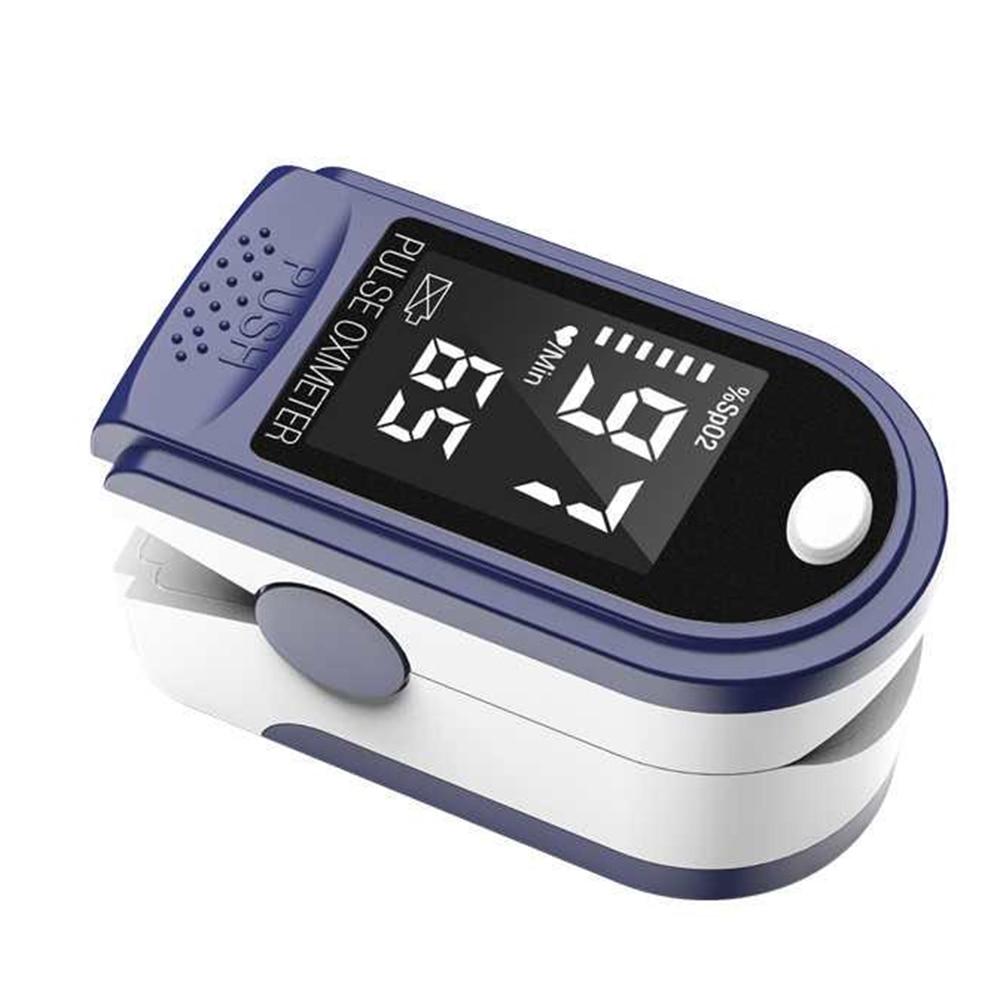 Portable Fingertip Oximeter L-ED Display Blood Oxygen Pulse Rate Monitor For Family Travel Sport De Dedo Oximeter Finger Oximete