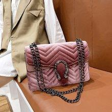 Luksusowe torebki damskie torebki projektant Vintage aksamitna torebka z uchwytem torba na ramię duża torba Crossbody dla kobiet 2019 bolsa feminina