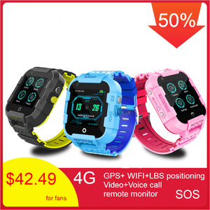 696 DF39Z Kids Smart Watch 4G