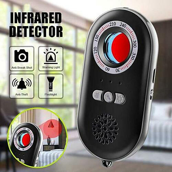 Newly Multifunctional Infrared Detector Invisible Camera Det…