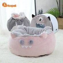Pet Cat Soft Bed For Small Dog Beds Cats Sofa Winter Warm Mats House for Nest Deep Sleeping Kitten Cushion Supplies