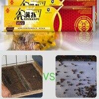Professionelle Akarizid Gegen Die Biene Milbe Streifen Bienenzucht Medizin Bee Varroa Milbe Mörder & Control Bienenzucht Bauernhof Medikamente|Varroamilben-Bekämpfung|   -