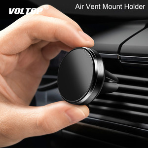 Magnetic Phone Holder Car Accessories Mini Air Vent Clip Magnet Stand for IPhone 11 Xiaomi Note 8 Huawei Samsung In Car GPS