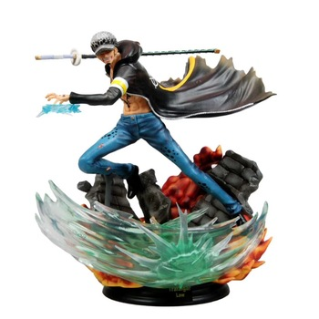 Anime One Piece GK Big p.o.p XXL Trafalgar Law PVC Model Figure Toy