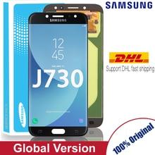 Écran tactile LCD de remplacement, pour SAMSUNG Galaxy J7 Pro J730 J730F, Original