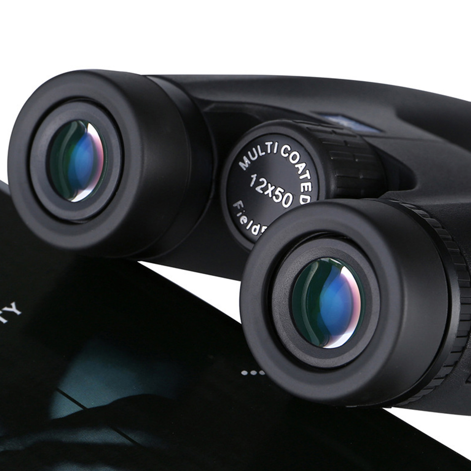 Closeout Deals┴Binoculars Phone-Holder Eyepiece Telescopic Non-Infrared Night-Vision 12X50 HD Kunpeng