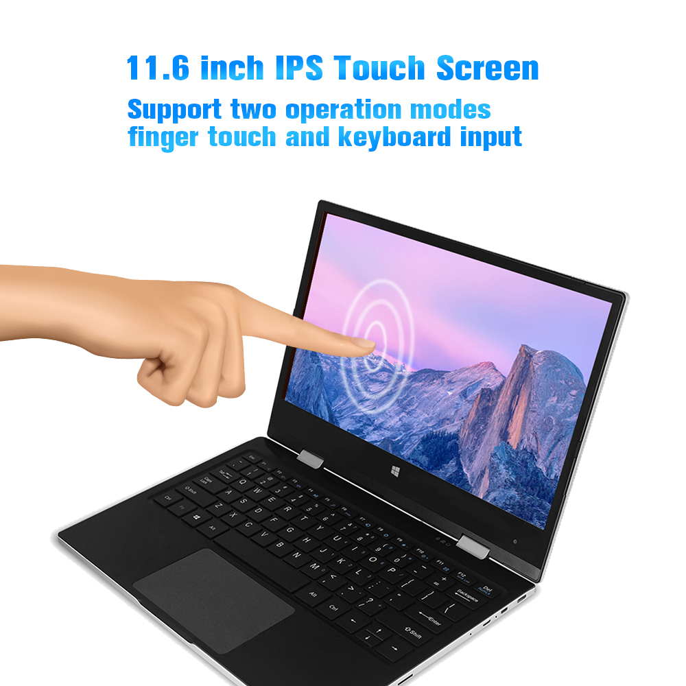 cheapest GPD WIN 2 WIN2 Intel m3-8100y Quad core 6 Inch GamePad Tablet Windows 10 8GB RAM 256GB ROM Pocket Mini PC Laptop Game Player