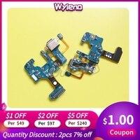 Wyieno 10 teile/los Für Samsung Note8 N950F N950U Lade Port Bord Ladegerät Flex Kabel Telefon Teile Dock Mikrofon Stecker
