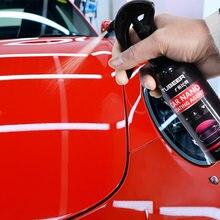 Szybka powłoka powłoka ceramiczna wosk samochodowy polski Spray bezwodny myjnia samochodowa szkło płynne Super hydrofobowy usuwanie zarysowań Anti-Scratch