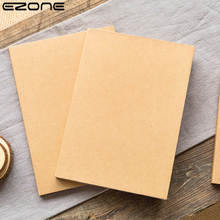Inner-Page Notebook-Painting Office-Stationery-Supply Sketch-Book White/kraft-Paper School