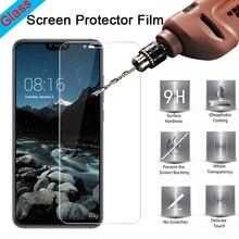 9H HD Toughed Screen Protector for Xiaomi Mi A2 Lite A1 5 4S 4C 4i 3 2 Protective Glass on Xiaomi Mi Pocophone F1 goowiiz розовый mi 4s
