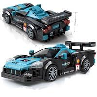 Racing Car City Speed Champions Sports Model  5