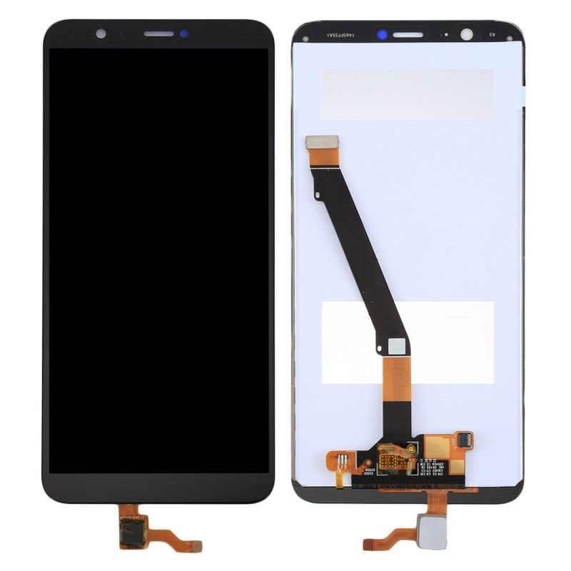 لهواوي P الذكية LCD شاشة تعمل باللمس الإطار الجمعية عرض لهواوي P الذكية عرض استبدال LCD التين LX1 L21 L22 5.65 بوصة