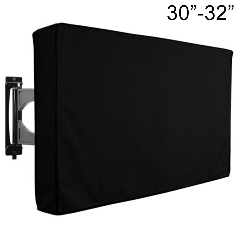 <font><b>Outdoor</b></font> Weatherproof Television Protector <font><b>TV</b></font> <font><b>Cover</b></font> for 30-32 / 36-38 inch <font><b>Outdoor</b></font> <font><b>TV</b></font> <font><b>Cover</b></font> image