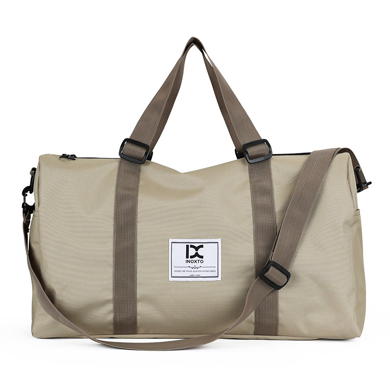Cross Border New Style Casual Bag Fashion & Sports Large Capacity Shoulder Travel Bag Manufacturers Wholesale Gym Bag