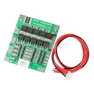 Nova Chegada 4S 30A Packs 14.8V Li-ion De Lítio 18650 Bateria BMS Placa de Proteção PCB Equilíbrio Circuitos Integrados