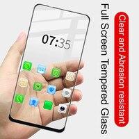 Für Huawei Honor nova 5t 20 s 20 s pro gehärtetem glas film Imak pro Volle abdeckung screen protector empfindlich touch volle AB Kleber