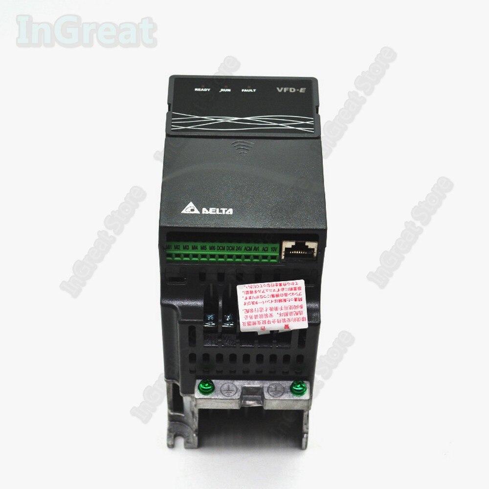 380V Delta AC 400W 0.4KW 0.5hp 600Hz & PLC VFD E VFD004E43A Frequenz Konverter Inverter Fahrer VFD Modbus RS485 Digitale tastatur - 3