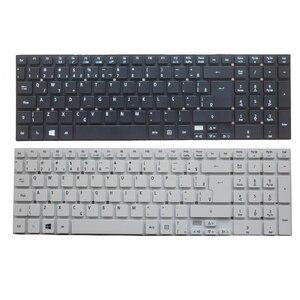 Image 1 - Nuevo Brasil/teclado BR para portátil, para Acer Aspire E5 511 E5 511 P9Y3 E5 511G E1 511P E5 521G E5 571 E5 571G ES1 512