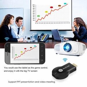 Image 5 - Беспроводной приемник Kebidumei TV Dongle, HDMI ТВ флешка для AnyCast M2, Wi Fi дисплей для Miracast для телефонов Android, ПК